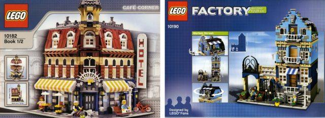 Il Primo Modulare LEGO