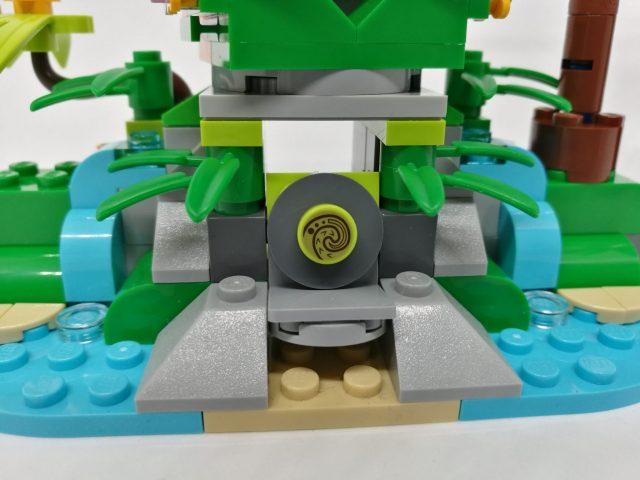 Il Cuore di Te Fiti LEGO
