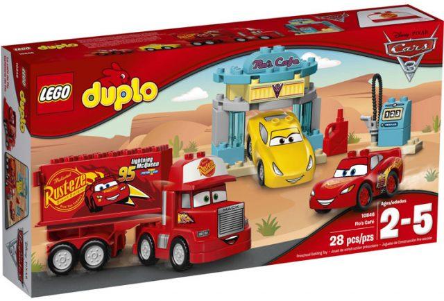 LEGO® DUPLO Cars Flos Cafe (10846)