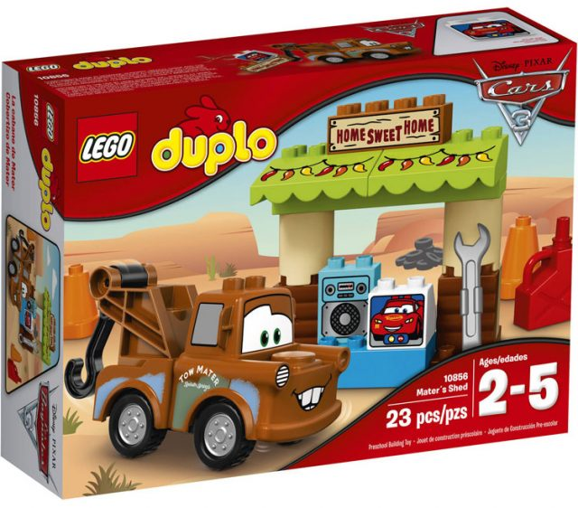 LEGO® DUPLO Cars Maters Shed (10856)