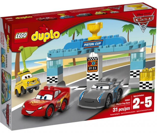 LEGO® DUPLO Cars Piston-Cup Run (10857)