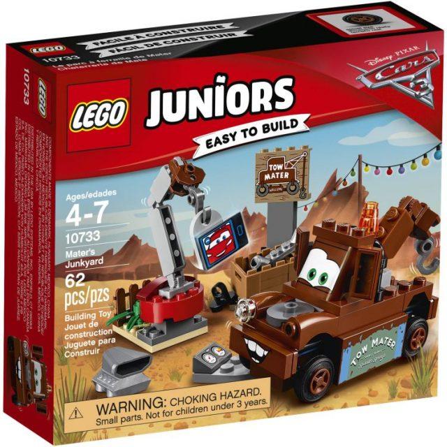 LEGO® Juniors Mater's Junkyard (10733)