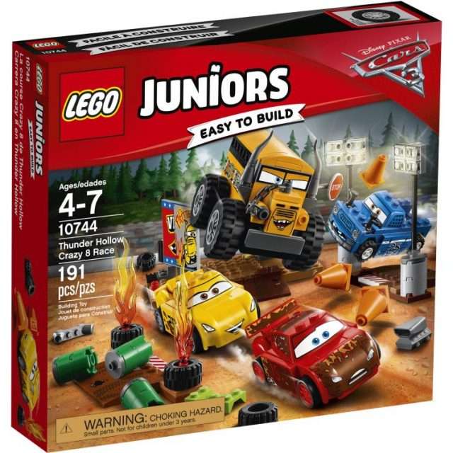 LEGO® Juniors Thunder Hollow Crazy 8 Race (10744)
