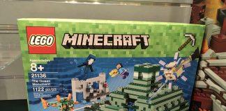 LEGO® Minecraft The Ocean Monument (21136)