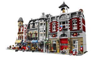 LEGO 10197 - Squadra Antincendio