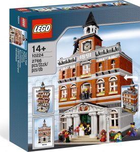 LEGO 10224 - Town Hall