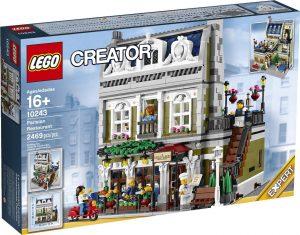 LEGO 10243 - Ristorante Parigino