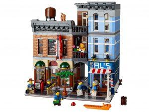 LEGO 10246 - Ufficio dell'Investigatore