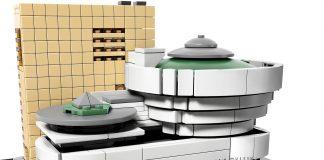 LEGO 21035 - Museo Solomon R Guggenheim
