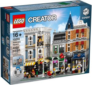 LEGO Creator 10255 - Piazza Dell'assemblea