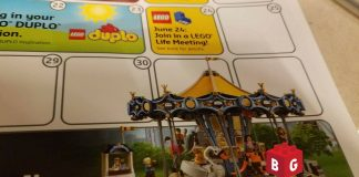 LEGO Creator Fairground Carousel (10256)