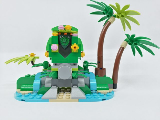 LEGO Isola di Te Fiti