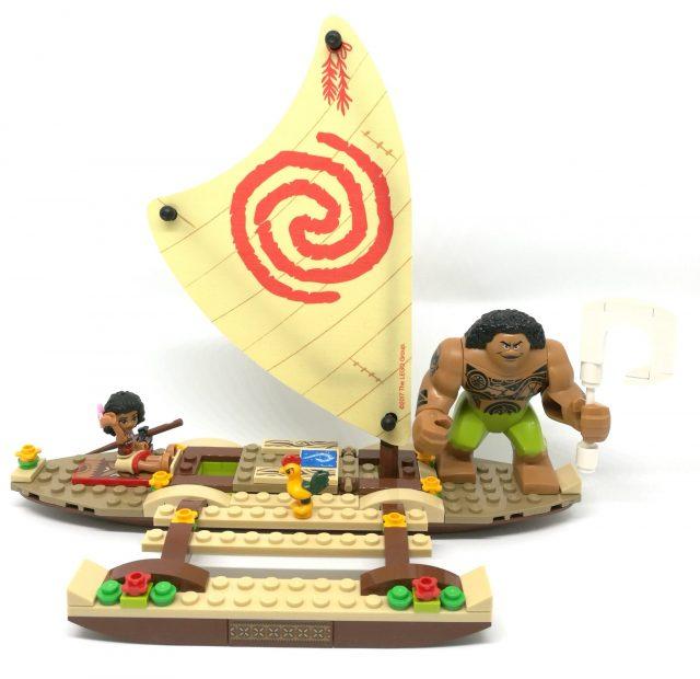 LEGO Oceania catamarano