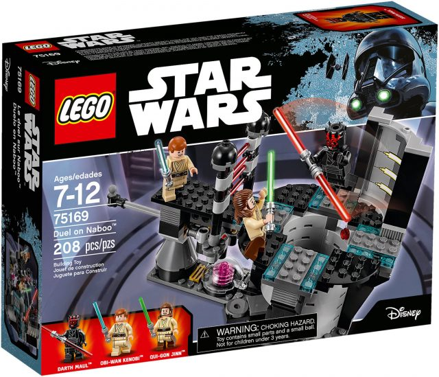LEGO Star Wars 75169 - Duello Su Naboo