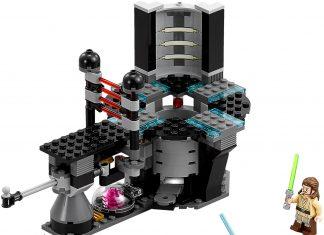 LEGO Star Wars 75169 - Duello Su Naboo - Interno