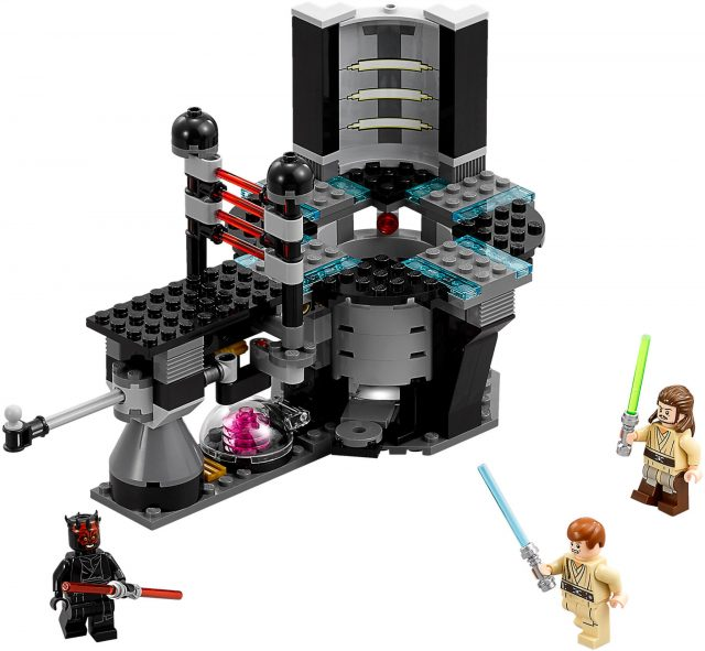 LEGO Star Wars 75169 - Duello Su Naboo - Interno