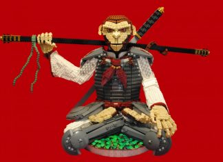 LEGO The Monkey King