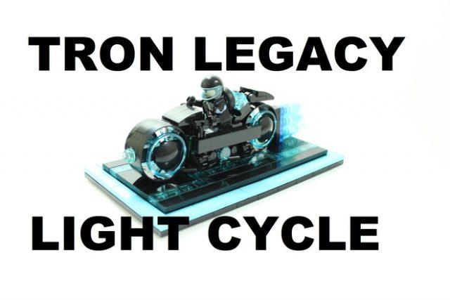 LEGO Ideas: Tron Legacy