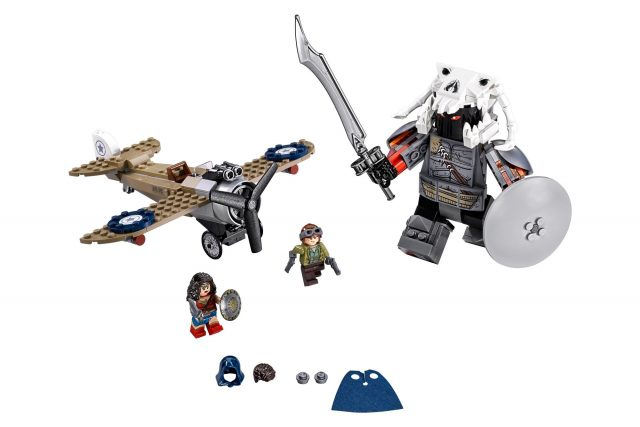 Il primo set LEGO dedicato al film di Wonder Woman