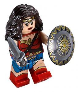 Wonder Woman in dettaglio