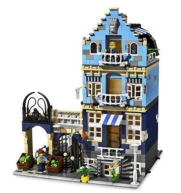 L'Edificio Modulare LEGO più piccolo