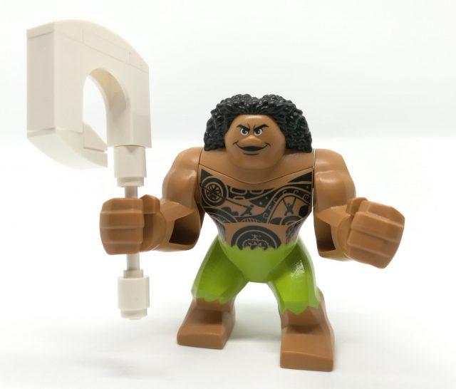 Maxifigura LEGO di Maui