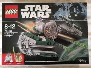 LEGO 75168 Scatola Fronte