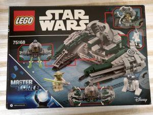 LEGO 75168 Scatola Retro