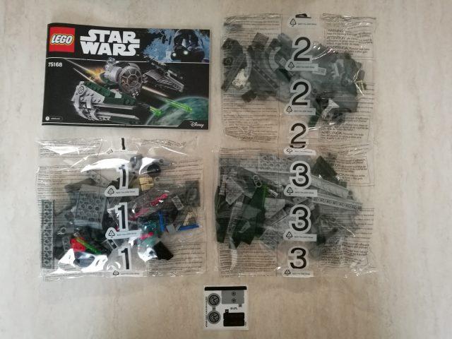 LEGO 75168 Contenuto