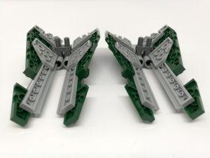 LEGO 75168 Sacchetto 3 Ali Retro