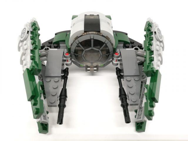LEGO 75168 Starfighter Fronte