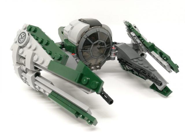 LEGO 75168 Starfighter Prospettiva