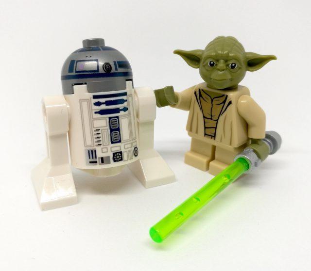 LEGO 75168 Yoda e R2-D2