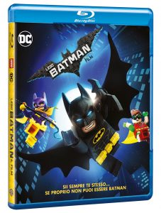 LEGO Batman Il Film Blu-ray