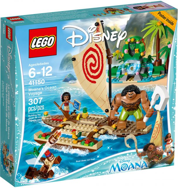 LEGO Oceania scatola