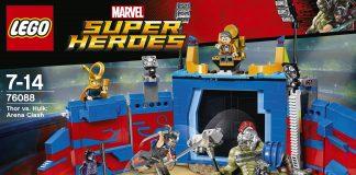 LEGO Thor vs Hulk- Arena Clash (76088)