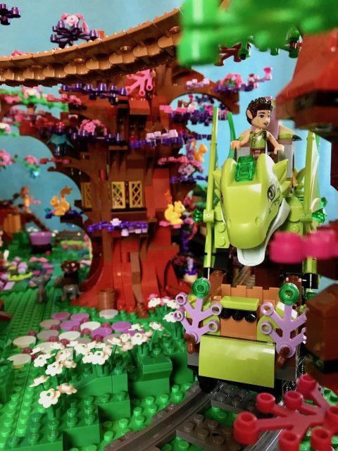 MOC LEGO Elves