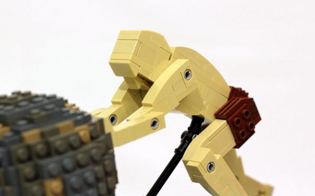 LEGO MOC Sisifo