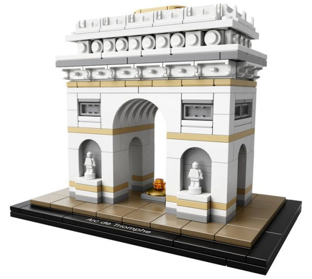 LEGO Architecture Arc de Triomphe (21036)