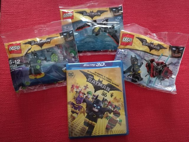 LEGO Batman il Film Blu Ray