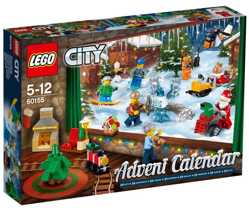 I Calendari dell'Avvento LEGO 2017: Star Wars, City e ...