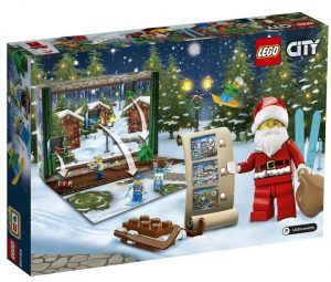 LEGO City - Calendario dell'Avvento 2017 (60155)