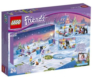 LEGO Friends - Calendario dell'Avvento 2017 (41326)