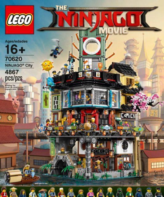LEGO Ninjago City (70620) 00018