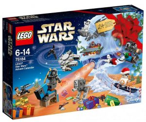 LEGO Star Wars - Calendario dell'Avvento 2017 (75184)