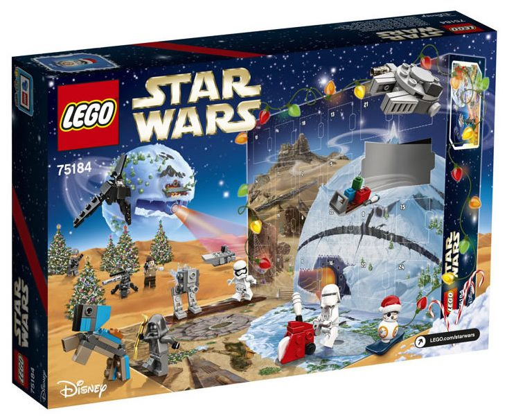 Calendario Avvento Lego City.I Calendari Dell Avvento Lego 2017 Star Wars City E