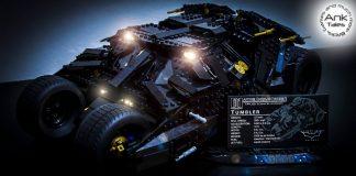 LEGO Tumbler con luci