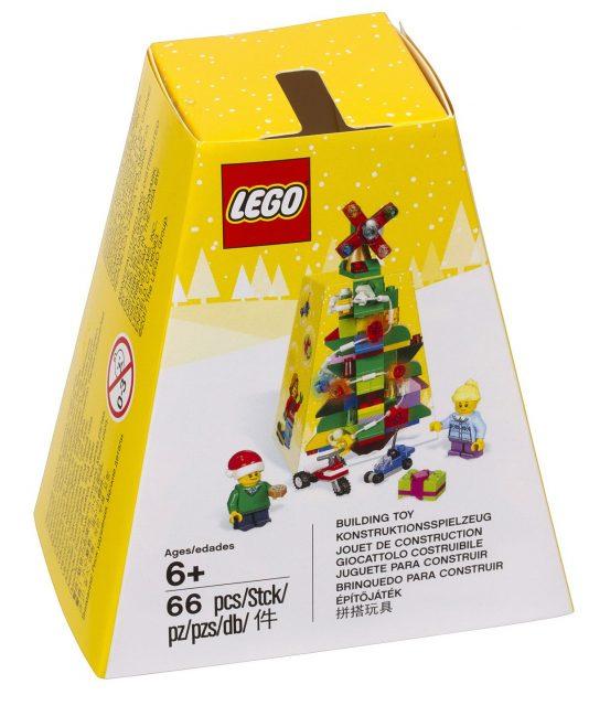 Addobbo di Natale LEGO