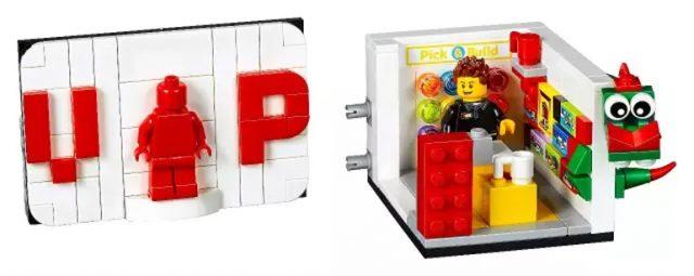 LEGO 40178 VIP 2