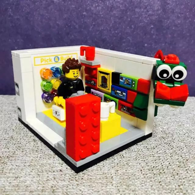 LEGO 40178 VIP 3